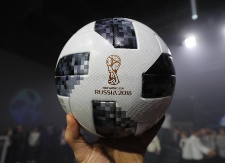 Mondiali: Pallone inaugurale in orbita 979b29ffac377d1fa7fbfef71f5ed373
