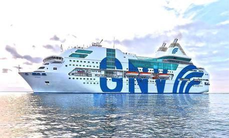 Torna linea estiva Gnv Genova-Olbia