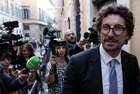 Danilo Toninelli (archivio) © ANSA