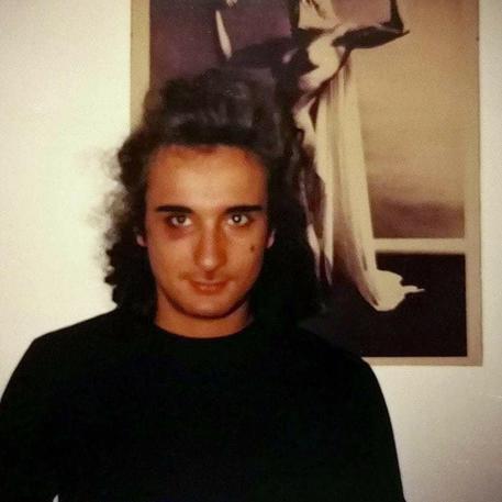 Vladimir Luxuria e la foto del pestaggio a 20 anni
