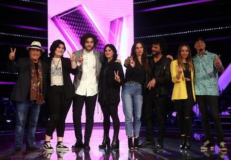 La veronese di J-Ax in finale a The Voice