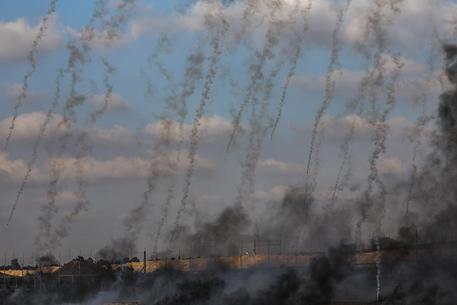 Gaza. Razzi verso Israele e raid di risposta