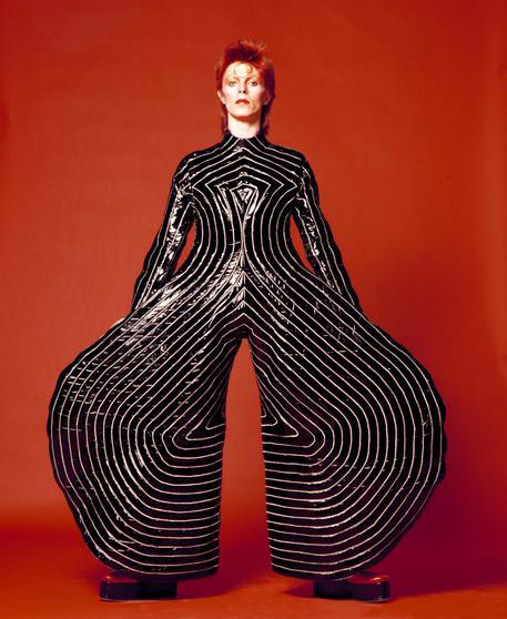 David Bowie © ANSA