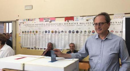 Digos in Municipio a Messina per controllo regolarità elezioni$