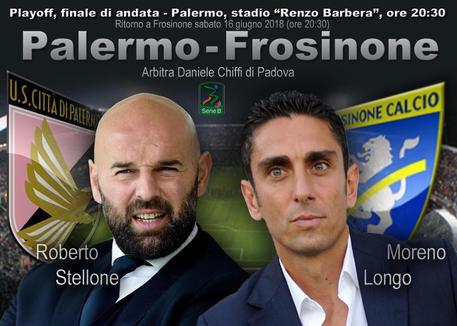 Palermo Frosinone, stasera la prima sfida che vale la Serie A 1099cada8eb3aec2b93fa834a3856ca6
