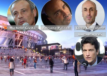 Nuovo stadio della Roma: arresti © ANSA