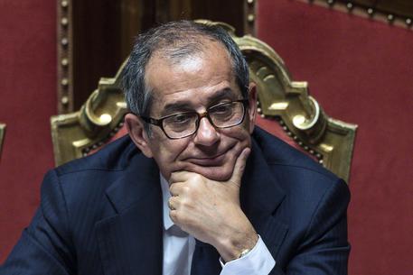 Ministro Tria annulla incontro con Le Maire © ANSA