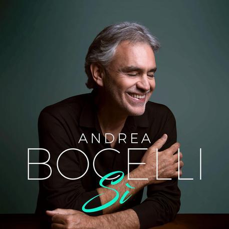 """""""Sì"""": arriva nuovo album di Andrea Bocelli"""