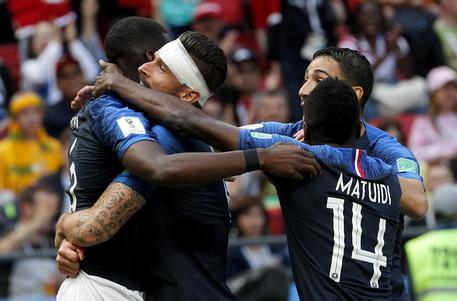 Mondiali: Francia-Australia 2-1 0cf51af46f69c57643aa8eaa1fcb475b