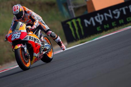MotoGp Germania, Rossi: