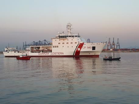 Spagna, i migranti della Aquarius arrivano Valencia