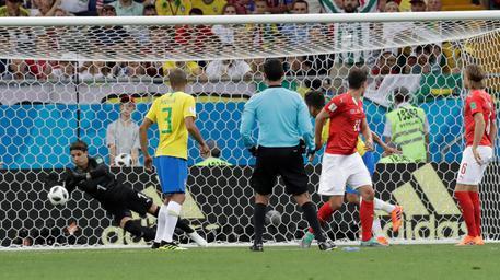 Mondiali:Brasile delude, 1-1 con Svizzera F3e6d027403b4f13fcad3a6b3288188f