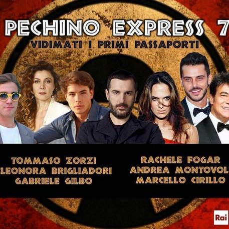 Pechinop Express © Ansa