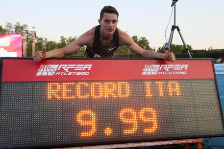 Europei atletica, Tortu non farà i 200