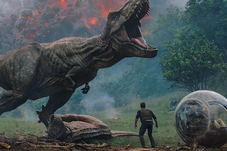 Jurassic World 2 tiene dietro Obbligo o Verità