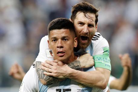 Mondiali: Croazia e Argentina agli ottavi 79eac9e467ebb4278143857be8bdcbe8