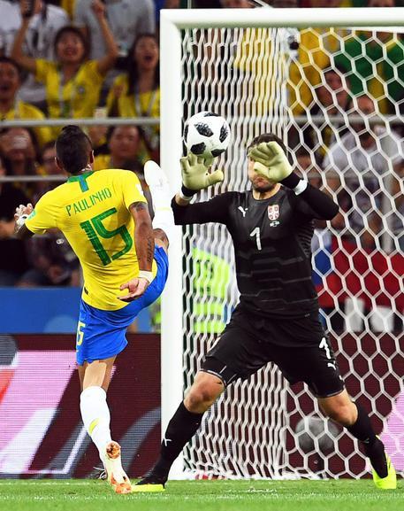 Mondiali: 2-0 a Serbia,Brasile in ottavi 4a2fad15fd3d2815a6ff18345527f791