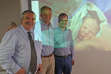 Bologna, nato il primo bambino dopo un trapianto di utero tra gemelle