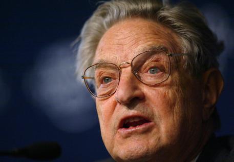 Pacco bomba nella cassetta delle lettere di Soros. Disinnescato