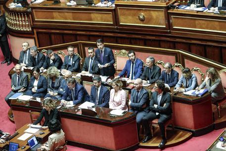 conte, taglio pensioni sopra i 5000 euro - ansa
