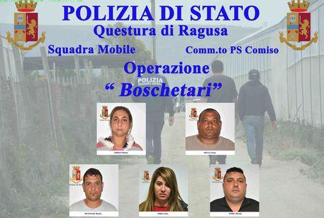 Tratta di romeni, arrestati in cinque con l'accusa di caporalato$