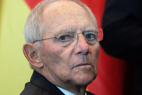 Schauble © EPA