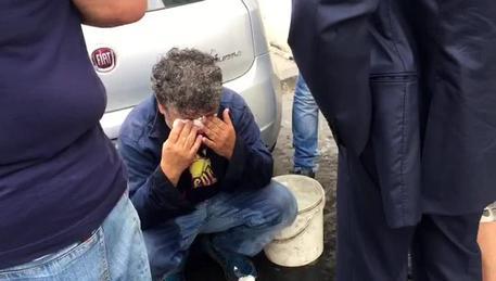 Operaio si cosparge di benzina davanti alla casa di Luigi Di Maio