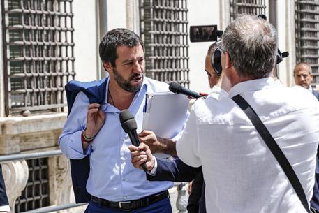 Salvini šéf Ligy a nový ministr vnitra Itálie