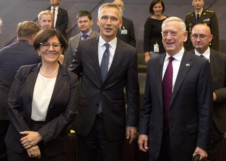 Italia salda nella Nato, ma pronta ad aprire alla Russia