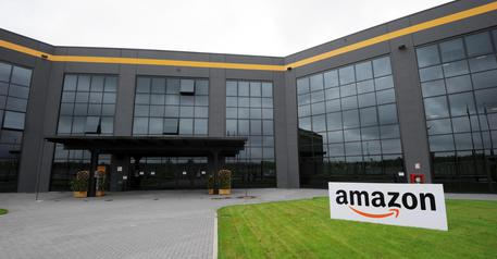 Una sede Amazon, ARCHIVIO © ANSA
