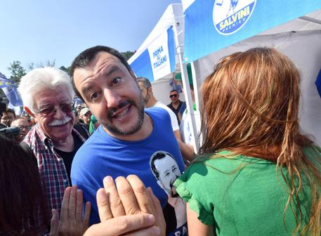 La sfida europea di Salvini: