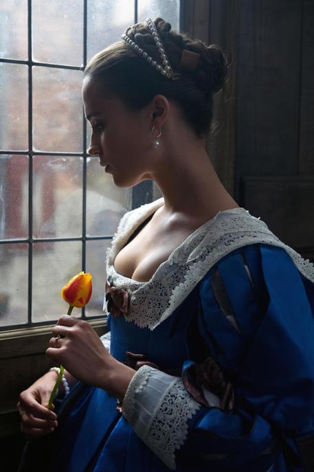 Risultati immagini per la ragazza dei tulipani