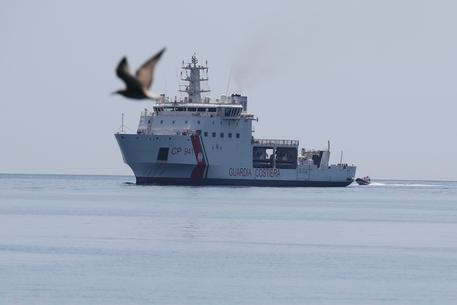 Trapani, approdata nava Diciotti con 67 migranti a bordo$