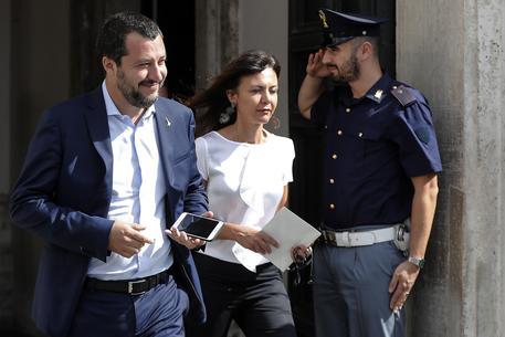 Matteo Salvini, archivio © ANSA