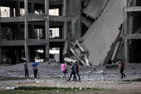 Raid Israele su Gaza, morti due ragazzi