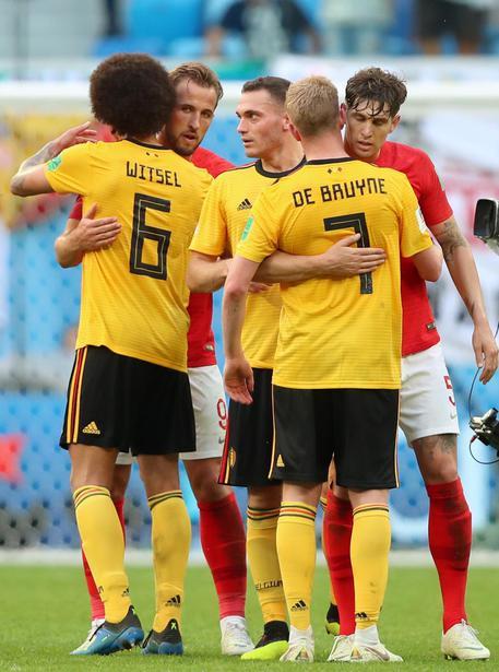 Mondiali: 2-0 all'Inghilterra, il Belgio chiude al terzo posto Dcb93841170e170176fc57c6941cb61d