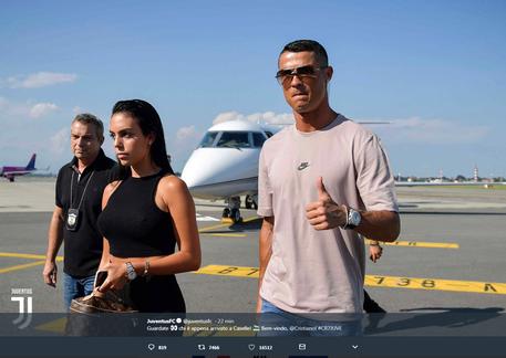 Cosa ha mangiato Cristiano Ronaldo? Il menù della prima cena alla Juventus