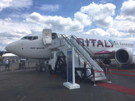 Air Italy assorbe Meridiana Maintenance