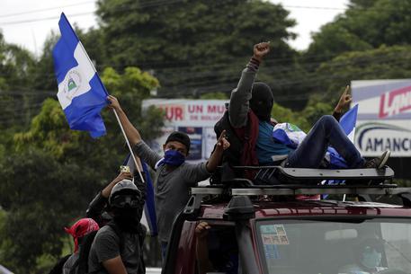 Risultati immagini per disordini in nicaragua