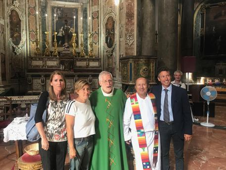 Strage via D'Amelio, la messa per Borsellino e il monito di Mattarella$