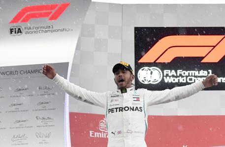 Gp Germania: il trionfo di Hamilton, il suicidio di Vettel$