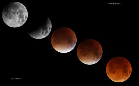 Dove vedere l'eclissi di luna del 27 luglio a Roma