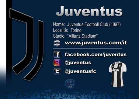 Serie A 2018-2019: Juventus © ANSA