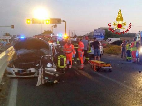 Mortale sulla 554 in cui perse la vita il sedicenne William Corona, indagato un tassista  con l'ipotesi di omicidio stradale