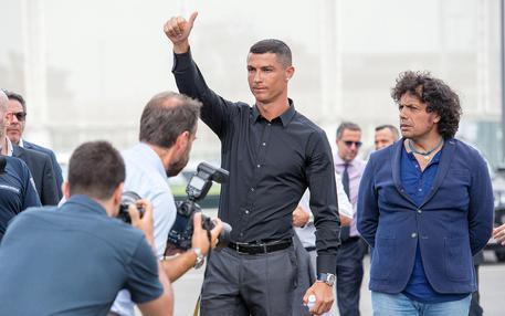Juve, Cristiano Ronaldo: