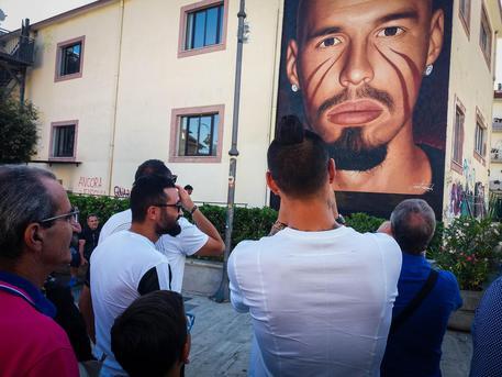 Arrestato Jorit, oggi manifestazione: