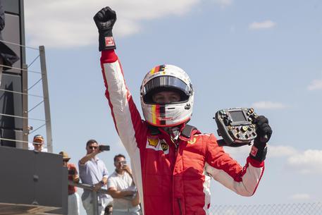 Gp Inghilterra, strepitosa vittoria di Vettel$