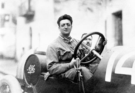 Trent'anni senza Enzo Ferrari, uomo che ha creato mito © ANSA