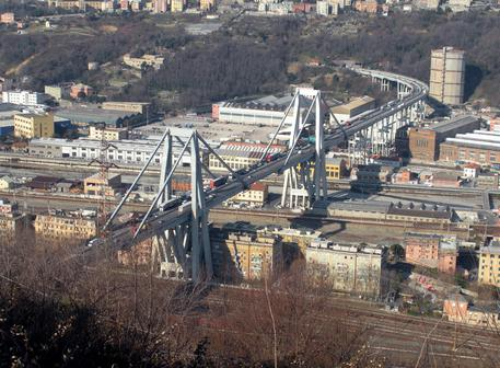 Genova,Crollo ponte Moreandi:due gli incidenti probatori