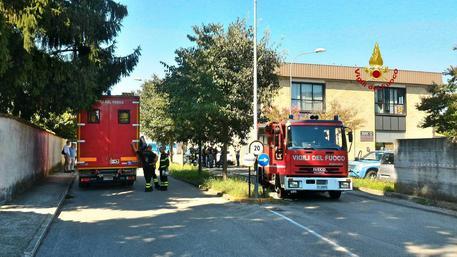 Attentato alla sede della Lega di Treviso, esplode un ordigno © ANSA